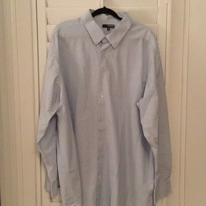 Men's long sleeve dress shirt . New without tags